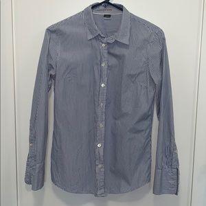 Kathryn Slim Fit Button up Shirt - J Crew